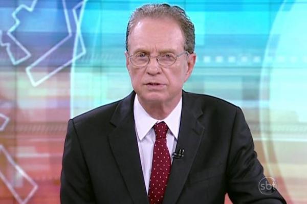 Jornalista Hermano Henning deixa o SBT após mais de 20 anos no canal