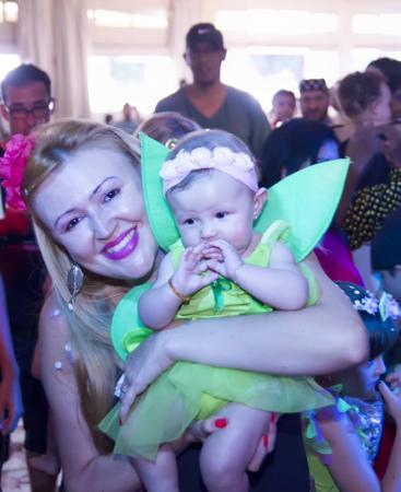 Clube em Brasília promoverá bailinho infantil de carnaval