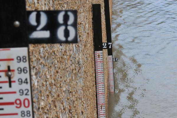 Rodízio de água nas regiões abastecidas pelo reservatório de Santa Maria começa na segunda (27)