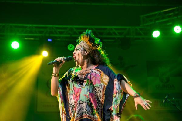 Bloco carnavalesco Bora Coisar desfila em Brasília nesta quinta-feira (23)