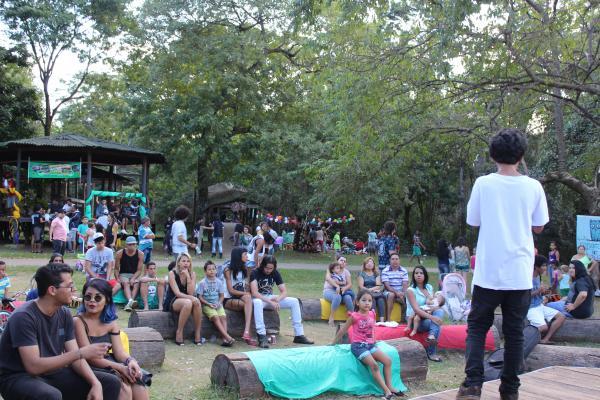 Projeto cultural leva lazer e cultura a moradores de São Sebastião