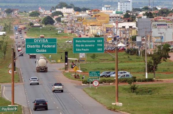 Entorno do DF pode virar um novo estado brasileiro