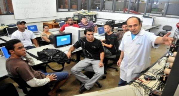 Escola Técnica de Ceilândia oferece 650 vagas