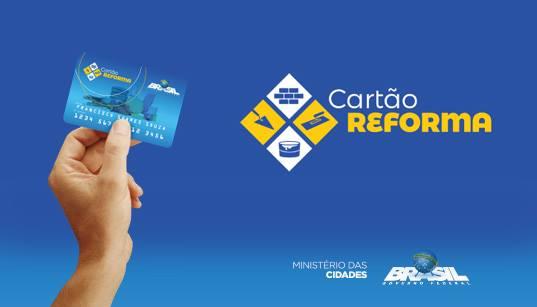 Cartão reforma promete injetar R$ 1 bilhão na economia