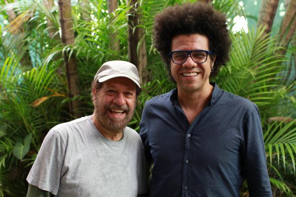 João Bosco e Hamilton de Holanda se  apresentam na Caixa Cultural Brasília
