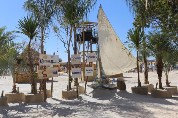 Na Praia comemora terceiro ano de projeto com inspiração no mediterrâneo e shows de grandes nomes da música