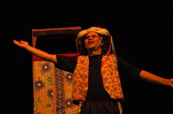 Arte e cultura de graça em Samambaia