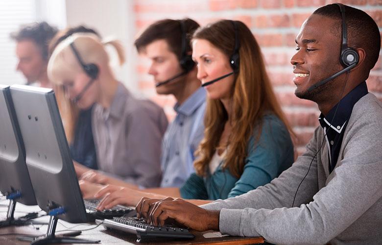 O telemarketing como nunca se viu antes