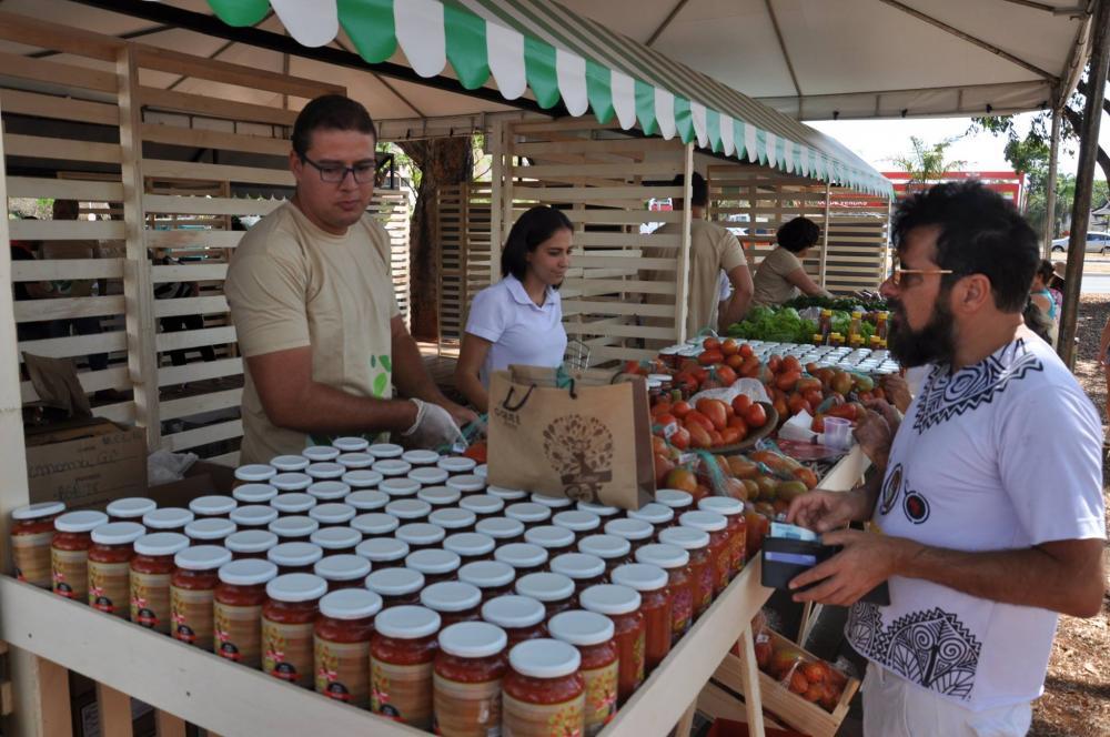 4ª edição do Eixão Agro traz produtos do campo para a cidade