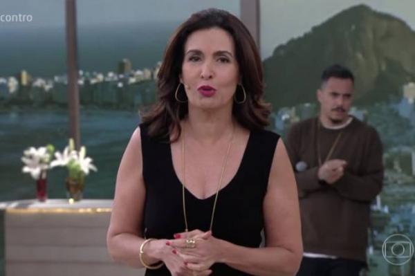 Fátima Bernardes. (Foto: Reprodução/TV Globo)
