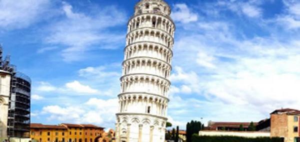 Você quer saber quando a Torre de Pisa vai cair?