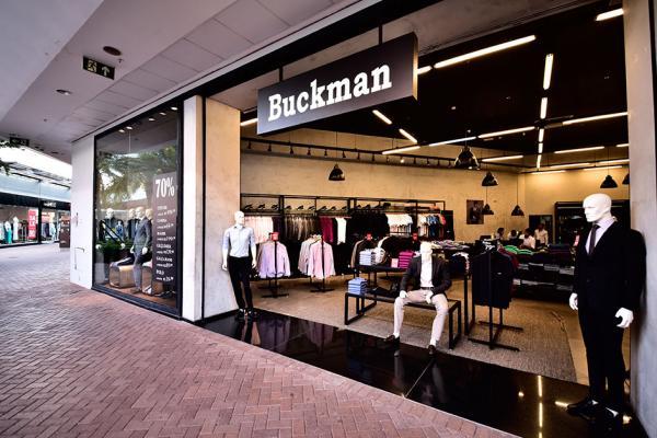 Buckman inaugura loja no Outlet Premium Brasília