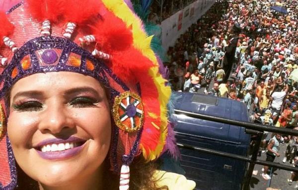 Carnaval na praça dos prazeres (201 norte) volta com força total